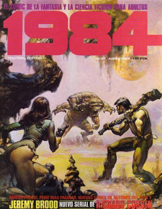 1984 - Nº 51 - TOUTAIN (Tebeos y Comics - Toutain - 1984)