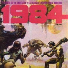 Cómics: 1984 - Nº 51 - TOUTAIN. Lote 28228705