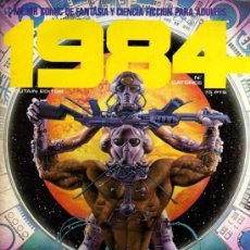 Cómics: 1984 - Nº 14 - TOUTAIN. Lote 28230794