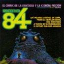 Cómics: ZONA 84 - Nº 15 - TOUTAIN. Lote 28230853