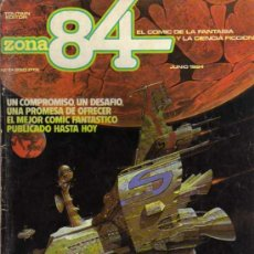 Cómics: ZONA 84 - Nº 1 - TOUTAIN. Lote 28230869
