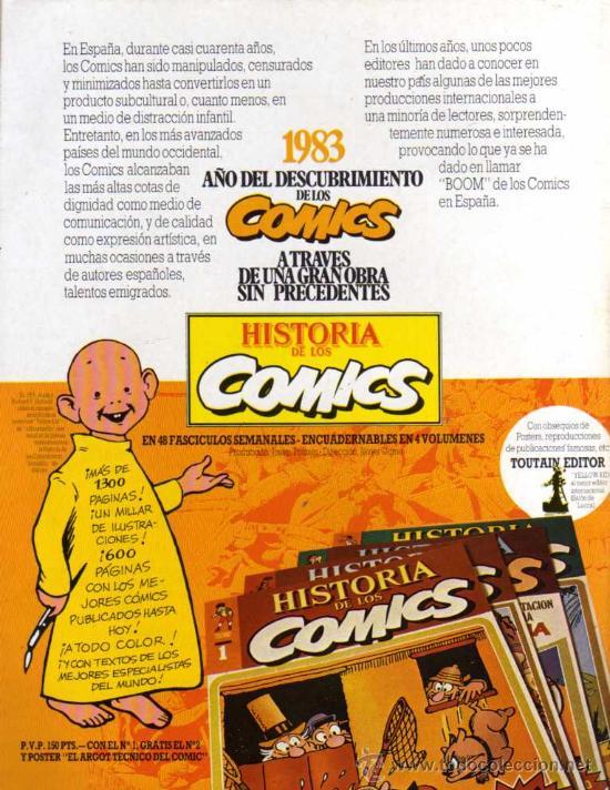 Cómics: 1984 - Nº 51 - TOUTAIN - Foto 2 - 28228705