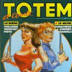 Cómics: TOTEM EL COMIX - RETAPADO CON LOS NÚMEROS 43, 44 Y 45 - TOUTAIN EDITOR. Lote 28234189