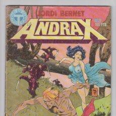 Cómics: ANDRAX Nº 3 TOUTAIN. Lote 28284397
