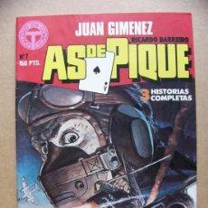 Cómics: COMIC DE LA SEGUNDA GUERRA MUNDIAL AS DE PIQUE Nº 7 TOUTAIN 1988. Lote 218953788
