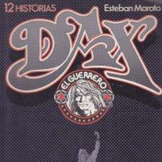Cómics: DAX EL GUERRERO. 12 HISTORIAS (ESTABAN MAROTO). Lote 34200613