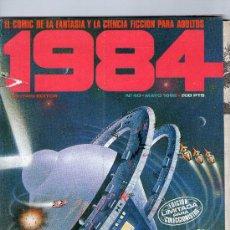 1984 - Nº 40 - NÚMERO ESPECIAL - TOUTAIN EDITOR - MAYO DE 1982.