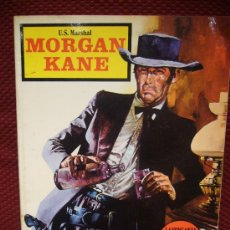 Cómics: MORGAN KANE U.S. MARSHAL. 1.984.. Lote 28693670