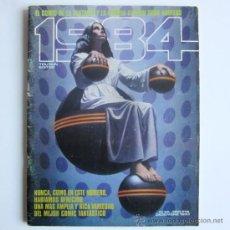 Cómics: 1984 - #58 - COMIC SPAIN 1983 – TOUTAIN EDITOR. Lote 28915525