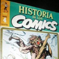 Cómics: HISTORIA DE LOS COMICS 4 . Lote 29190454