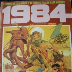Cómics: TOUTAIN 1984 - NUMERO 61. Lote 29270847