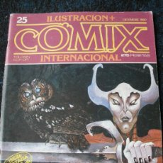 Cómics: COMIX INTERNACIONAL - NUMERO 25. Lote 29271235
