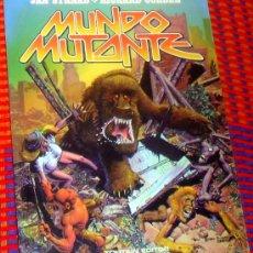 Cómics: MUNDO MUTANTE. 1º EDICION MADE IN SPAIN. 1982. RICHARD CORBEN. COMICS. TOUTAIN EDITOR.. Lote 29416007