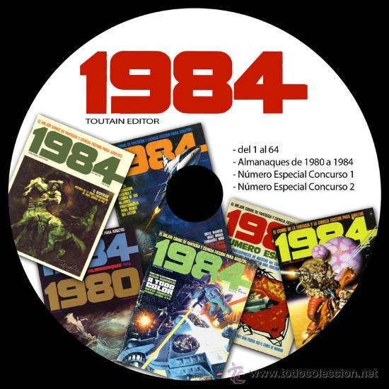 Cómics: COLECCION TOUTAIN - CREEPY - 1984 - ZONA84 - COMIX INT - TOTEM - 8 DVDS - VAMPUS - VAMPIRELLA - Foto 3 - 206973622