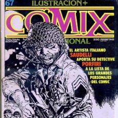 Cómics: COMIX Nº 67. Lote 29502100