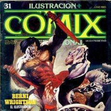 Cómics: COMIX Nº 31. Lote 29502136