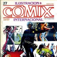 Cómics: COMIX Nº 27. Lote 29502145