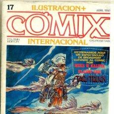 Cómics: COMIX Nº 17. Lote 29502152