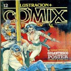 Cómics: COMIX Nº 12. Lote 29502163
