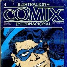 Cómics: COMIX Nº 3. Lote 29502177