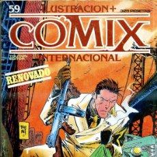 Cómics: COMIX Nº 59. Lote 29502209
