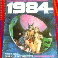 Cómics: 1984 TOUTAIN Nº 8 SEGUNDA EDICION COMICS DE FANTASIA Y CIENCIA FICCION MADE IN SPAIN. Lote 29665796