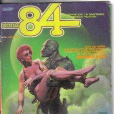 Cómics: ZONA 84 Nº 6. LITERACOMIC.. Lote 29836890