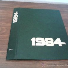 Cómics: TAPAS PARA ENCUADERNAR 1984 ( DEL 7 AL 12 ). Lote 133982902