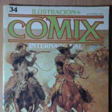 Cómics: COMIX Nº 34. Lote 30008041