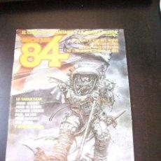 Cómics: ZONA 84 Nº 18 CORBEN BERNET TOUTAIN ---- ARMLAT. Lote 30061083