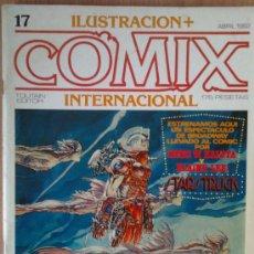 Cómics: COMIX Nº 17. Lote 30149158