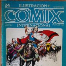 Cómics: COMIX Nº 24. Lote 30149215