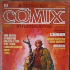 Cómics: COMIX Nº 19. Lote 30149235