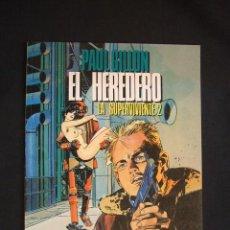 Cómics: EL HEREDERO - LA SUPERVIVIENTE 2 - PAUL GILLON - TOUTAIN - - . Lote 30204217