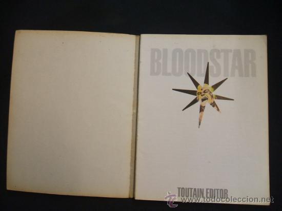 Cómics: BLOODSTAR - RICHARD CORBEN - ROBERT E. HOWARD - TOUTAIN EDITOR - - Foto 2 - 30403897