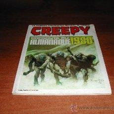Cómics: CREEPY ALMANAQUE 1980 (CORBEN, BEÁ, DURANONA, E. MAROTO, AURALEÓN, ETC) REFª (JC). Lote 30569175
