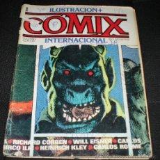 Cómics: COMIX INTERNACIONAL 1 (RAFA.COMIC). Lote 30650819