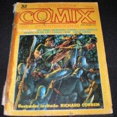 Cómics: COMIX INTERNACIONAL 32 (RAFA.COMIC). Lote 30650823