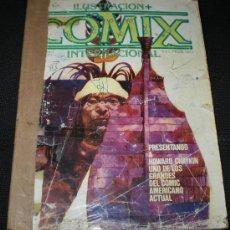 Cómics: COMIX INTERNACIONAL 4 (RAFA.COMIC). Lote 30650824