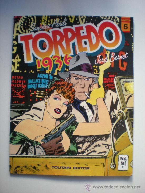 TORPEDO 1936 5 (Tebeos y Comics - Toutain - Álbumes)