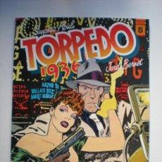 Cómics: TORPEDO 1936 5. Lote 30660940