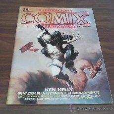 Cómics: COMIX INTERNACIONAL Nº 29. Lote 137682860