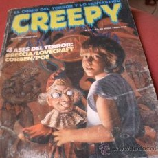 Cómics: .CREEPY Nº 61, ED. TOUTAIN, JULIO, AÑO 1984.. Lote 30684520