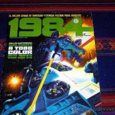 Cómics: 1984 Nº 1 SEGUNDA EDICIÓN. TOUTAIN 1978. 125 PTS. .. Lote 30664293