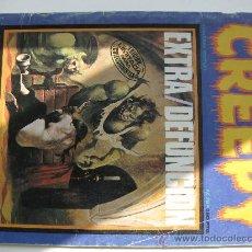 Cómics: CREEPY Nº 79 EXTRA DEFUNCION . EDICION LIMITADA COLECCIONISTAS. TOUTAIN.. Lote 30696599