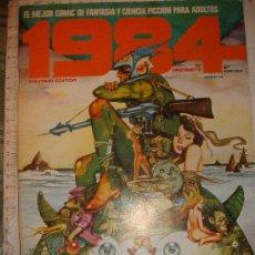 Cómics: COMIC CIENCIA FICCION TOUTAIN: 1984 17 NUEVO SIMBAD D CORBEN KA-GE. Lote 30700630