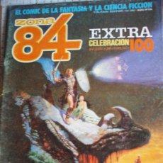 Cómics: COMIC CIENCIA FICCION TOUTAIN: ZONA 84 36 F FERNANDEZ MAROTO EXTRA 100 MUY NUEVO KA . Lote 31254638