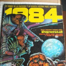 Cómics: COMIC GRAPA CIENCIA FICCION TOUTAIN: 1984 49 GUITA DE THORNE ZODIACO MAROTO ESCORPION KA. Lote 30868506