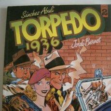 Cómics: TORPEDO 1936 TOMO 2. TOUTAIN, 2ª ED, 1988.. Lote 30875528