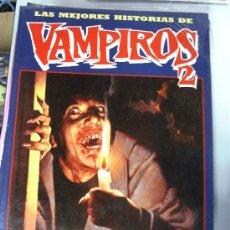 Cómics: LAS MEJORES HISTORIAS DE VAMPIROS 2 / TOUTAIN EDITOR. Lote 30893556